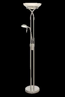 Cannes Uplight stål 180cm