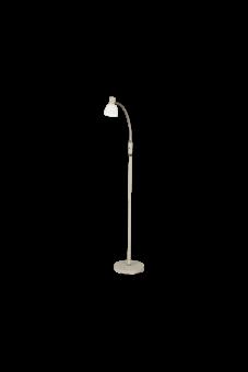 Deka Golvlampa vit 132cm