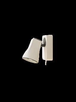 Modus Sänglampa vit 16cm