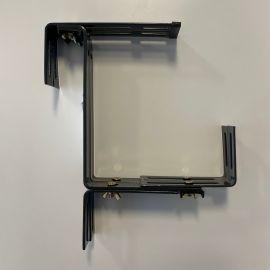 Konsol till Fency balkonglåda grå 2 st