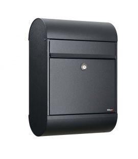 Postlåda Allux 6000 svart