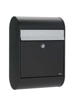 Postlåda Allux 5000 svart
