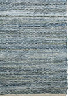 Svanefors Matta Denim blå 160x230cm