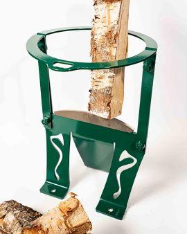 Wood Splitter vedklyv grön 18,5cm