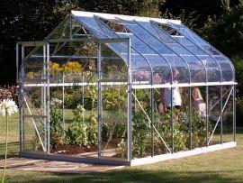 Växthus Vitavia Diana alu/glas 2,6x3,8m / 9,9m²