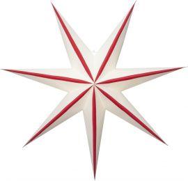 Pappersstjärna Randi röd Star Trading