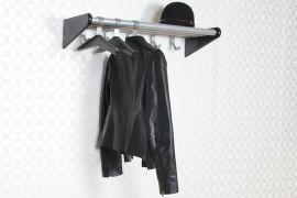 Moa hatthylla 50-80cm svart