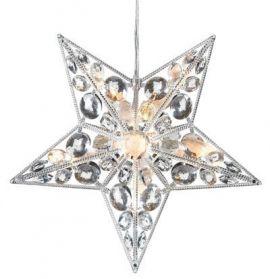 Härnösand Stjärna Led 30cm Akryl