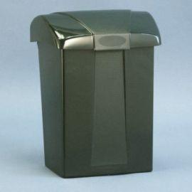 Safe Post Basic Plast Grön