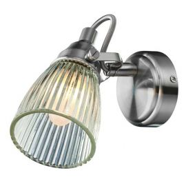 Lada Vägglampa Stål IP44