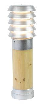 Alta Galv Wood Pollare 49cm