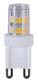 LED lampa Klar G9 2.3W(23W)