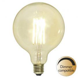 LED lampa Klar E27 Dimbar 3.6W(30W)