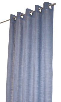 Norrsken öljettlängd blå Arvidssons Textil