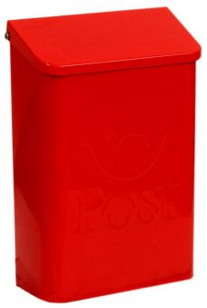 Lidab Postlåda liten röd