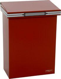 Berglund Postlåda Stil 88 Röd