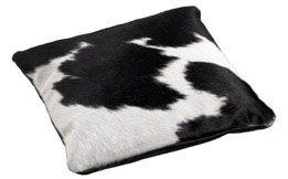 Kohudskudde Cow Black/white 50cm