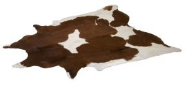 Kohud Cowhide  Brown/White