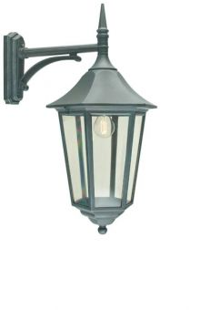 Modena Vägglampa Big Antikgrön