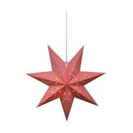 Gulli Adventsstjärna 45cm Papper