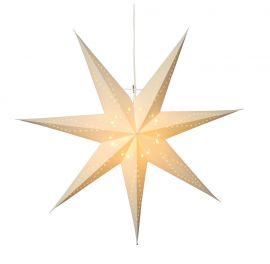 Katabo stjärna 70cm vit