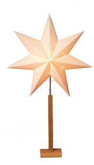 Karo Maxi stjärna på fot 100cm