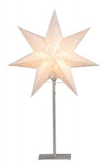 Sensy mini stjärna på fot 55cm