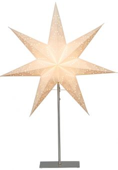Sensy stjärna på fot 78cm