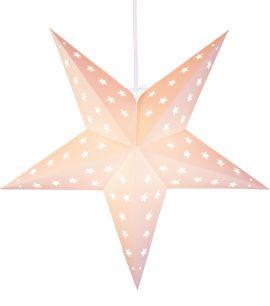Stjärna 43cm femuddig