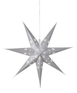 Metasol stjärna silver