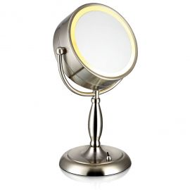 Face Sminkspegel stål