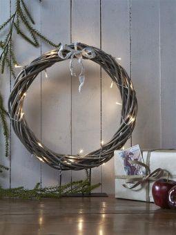 Kilstorp Ring Bord 35 cm Grå