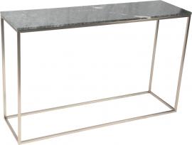 Newline Marble Konsolbord 120cm grå/krom
