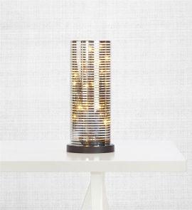 Markslöjd Moa fönsterdekoration LED glas 25cm