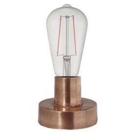 Bordlampa Notice råkoppar