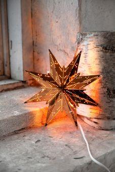 Mini stjärna koppar