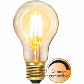 LED lampa filament E27 2100K 4W dimbar