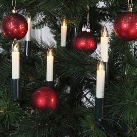 Julgransbelysning skaftlampa inomhus 16 st miljlbild