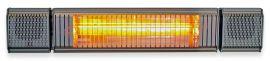Infravärmare Edge Pro steglös 2000W IP65 RGB App och högtalare