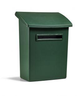 Postlåda Habo 555 Plast grön