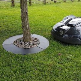Trädring för robotgräsklippare 60cm svart