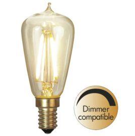 LED Lampa 1,8W Klar 2200K E14 Dimbar