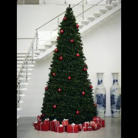 Colorado stor julgran/plastgran 5m grön